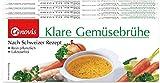 Cenovis Klare Gemüsebrühe rein pflanzlich 'Vorteilspackung' 5 x 48 Würfel
