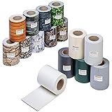 ESTEXO Profi Qualität PVC Sichtschutz-Streifen, Zaunblende, Folie, Doppelstabmatten, Zaun,...