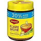 4x Maggi Klare Brühe á 9,1 Liter=36,4 Liter MHD:4/20
