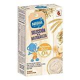 Nestlé, Selección Naturaleza Multi-Getreidebrei mit Banane, Ab 6 Monate, 330 g