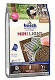 bosch HPC Mini Light | Hundetrockenfutter fr bergewichtige Hunde kleiner Rassen (bis 15 kg), 1 x 2.5...