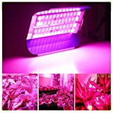 CVMFE LED-Anlage wachsen Licht Full Spectrum wasserdichte 50W-100W LED Growing Lampe Phyto for...