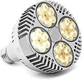 LED Pflanzenlicht für Zimmerpflanzen 120W e27 Pflanzenlampe Glühbirne Vollspektrum Pflanzenleuchte...