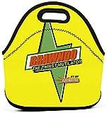 Brawndo1 Männer Frauen Kinder Isolierte Lunchpaket Tote Wiederverwendbare Lunchbox Für Arbeit...