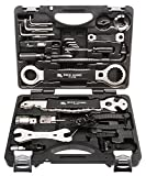 Universeller 30 TLG. Fahrrad Werkzeugsatz Bremsen Reifen Kette Shimano Reparatur