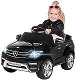 Kinder Elektroauto Mercedes ML 350 Original Lizenz Auto 2X 25 Watt Motor Kinderauto Kinderfahrzeug...