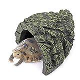 Fisch Versteckt Höhle Mini Landschaft Steine Aquarium für Schildkröten Lebensraum Dekoration...