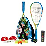 Speedminton S700 Set – Original Speed Badminton/Crossminton Allround Set inkl. 5 Speeder,...