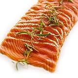 Sockeye special reserve Wildlachs - Smoked Wild Salmon / MSC Zertifiziert / geschnitten,...