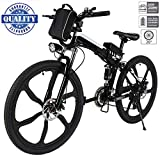 fiugsed Elektrofahrrad Mountainbike 26 Zoll E-Bike 36V, 250W Das-Kit Heckmotor, Elektrofahrräder...