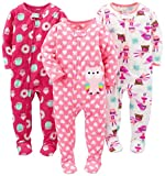 Simple Joys by Carter's infant-and-toddler-sleepers, Superhero/Donut/Owl, 5T