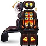 Zurück Massage-Stuhl-Auflage-Sitzabdeckung, Relax komplett Rückseite Nacken Schulter Muskeln,...
