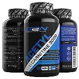 Acetyl L-Carnitin 3000 mit 250 Kapseln - 3000 mg pro Tagesportion - Premium: L-Carnitine als Acetyl...