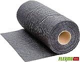 Flexmo Anti-Rutchmatte 10 m Antirutschmatte 10000x350x3 mm Rutschhemmende Matte Matte für Hundebox...