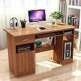 XuZeLii Computertisch Home-Office-Schreibtisch Mit Laptop-Computer Schreibtisch Büro-Arbeitsplatz...
