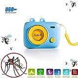 Elektronische Mückenschutz, Multifunktionale Moskito-Killer USB Aufladen Insektenschutz Tragbares...