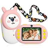 berssen Kinderkamera Digital Kamera fr Kinder Videokamera 2,4 Zoll Farbdisplay mit Hschen Gehuse...