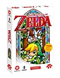 Winning Moves GmbH 11385 - Puzzle: Zelda Link-Boomerang (360 Teile)