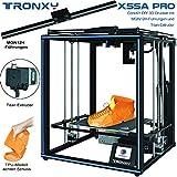 3D-Drucker X5SA PRO mit Titan, XY-Kernstruktur mit industrieller Linearführung, integriertem...