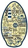Slidz Skimboard bmb41044Unisex Erwachsene, Navy