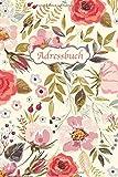 Adressbuch: Kontaktbuch für alle Adressen, Telefonnnummern, Mailadressen mit Geburtstagskalender |...