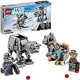 LEGO75298StarWarsat-atvs.TauntaunMicrofightersBausetmitLukeSkywalkerundat-a...