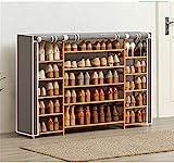Rack Entryway Schuhe Shelf Multi-Tier-Schuh Regal Schrank Schuhregal stehend Speicher-Organisator...