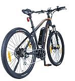 swemo Hill-28M Mountain Pedelec/E-Bike 28 Zoll Mittelmotor