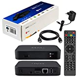 MAG 322w1 Original Infomir & HB-DIGITAL IPTV Set TOP Box mit WLAN WiFi integriert 150Mbps (802.11...