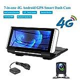 Android GPS Intelligent Auto-Fahrenrecorder 7-Zoll-Center Console 4G Wolke Spiegel...