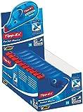 Tipp-Ex Pocket Mouse Korrekturroller mit Bandschutzkappe, 10er Pack, Korrekturband 10m x 4,2mm,...