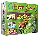 FRANZIS 67069 GEOlino Das digitale Mikroskop |überall mit dabei | Bis zu 500-fache Vergrößerung |...