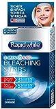 Rapid White Express Bleaching Strips, 14 Bleaching Sachets, für weißere Zähne in nur 4 Tagen,...