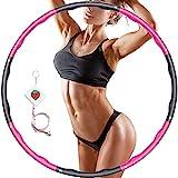 Hula Fitness Reifen Hula Fitness für Erwachsene & Kinder zur Gewichtsabnahme und Massage