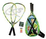 Speedminton® Junior Set – Original Speed Badminton/Crossminton Kinder Set inkl. 2 FUN Speeder®,...
