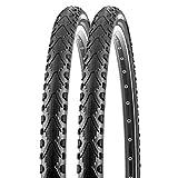 P4B | 2X 26 Zoll Fahrradreifen (47-559) | 26 x 1.75 | Mit K-Shield Pannenschutz für langanhaltenden...
