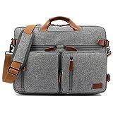 CoolBELL umwandelbar Rucksack Messenger Bag Umhängetasche Laptop Tasche Handtasche Business...