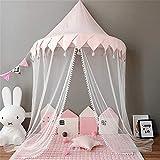 Hayisugal Betthimmel für Kinder Babys Bett Kuppel Hängende Moskiton für Schlafzimmer Kinderzimmer...