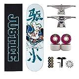 Erwachsene Kinder Skateboard Maple Deck Double Bottom Deck Concave Skateboard Volle ProSkateboard...