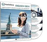 AudioNovo Englisch I, II und III - Schnell und einfach Englisch lernen für Erwachsene (inklusive...
