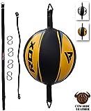 RDX Doppelendball Boxen Boxbirne Set Doppelter Endgeschwindigkeits-Ball Drehwirbel Speedball...