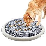 LAMTWEK Schnüffelteppich Hunde, Intelligenzspielzeug Hund, Hundespielzeug, Schnüffelteppich Hunde...