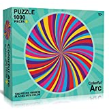 CYC Puzzle 1000 Teile,Puzzle Für Erwachsene,Donuts Puzzle Farbenfrohes...