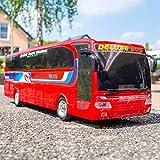 Germanseller RC Auto Car Ferngesteuerte Bus 59599 Reisebus mit Frontlicht 32 cm Lang & Akku