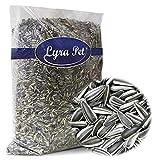Lyra Pet® 25 kg Sonnenblumenkerne 25000 g gestreift Vogelfutter Winterfutter Ernte 2020