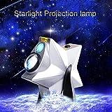 Beliebte Sterne Twilight Himmel Neuheit-Nachtlicht-Projektor-Lampe LED-Licht Dimmbare Flashing...