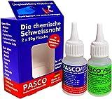 PASCOFIX Schweinaht aus der Flasche Sekundenkleber extra stark Alleskleber extra starker Kleber...