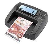 OLYMPIA NC 335 Automatisches Geldscheinprüfgerät – Updatebar – LCD-Display – Geldzähler...