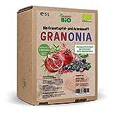 5 Liter-Box Bio Granonia - Granatapfel & Aronia Direktsaft von Granar BIO