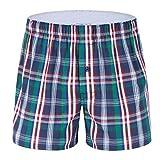 Notdark Herren Strand Shorts Casual Swimming Bermuda Hawaii Badeshorts Leisure Sommer Beach...
